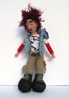 Crochet anarchist
