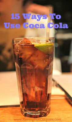 15 Ways To Use Coca Cola