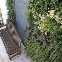 An Instant Vertical Garden Kit for Small Spaces Gardenista