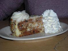 Cheesecake Factory's Carrot Cake Cheesecake recipe