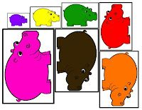 Letter H for Hippo | Confessions of a Homeschooler hippo theme, letter hh, hippo game, preschool letter, h for hippo, lettersound preschool, blog, school project