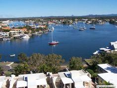 Mooloolaba Harbour, Australia