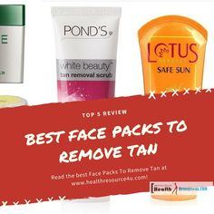 Best Face Packs to R