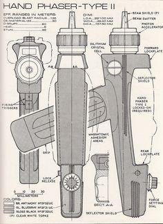 Hand Phaser - Type II