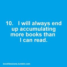 exactly... but i will never stop trying to read them all