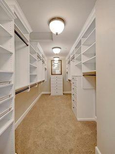 Wowser closet!