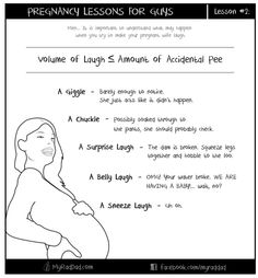 """This is a warning for all the """"Funny Guys"""" out there who have a pregnant wife."""