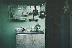 Russian kitchen