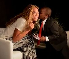 Beyonce interviewed by the Kid President