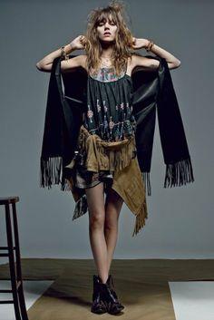 Kate Moss x Topshop Preview - Freja Beha Erichesen
