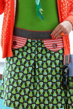 skirt style, pattern, strands, color, für den, appl skirt, dens, den sommer