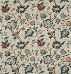 Roslyn Fabric DVIPRO205 Designer Fabrics and Wallpapers by Sanderson, Harlequin, Morris, Osborne, Little And many more