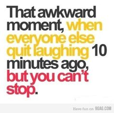 hahhahha happens to me too often!