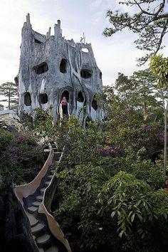 Crazy House, Dalat - Vietnam