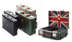 Curated Selection: Travel In Style with Your Luggage, men's luggage