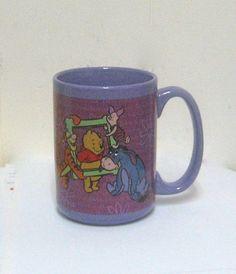 HH Disney Winnie The Pooh Mug