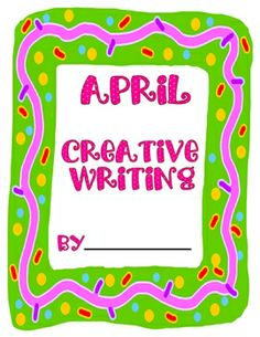Writing freebie -- Let your students have fun writing with these fun April and spring themed writing prompts. This can be printed out as full pages or as half-page booklets.