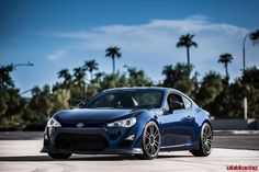 The best looking Scion FR-S!