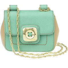 Predictable Mini Bag found on Polyvore...how cute!