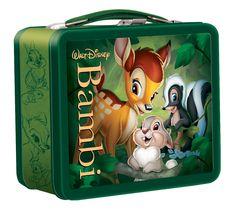 bambi lunchbox