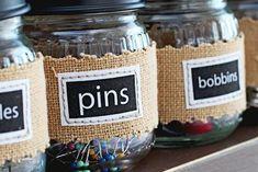 More baby food jars.....