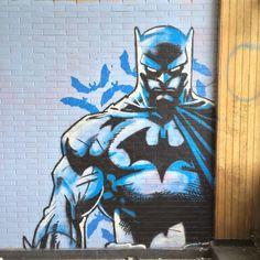 Batman #streetart