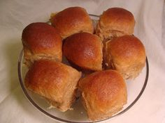 Soft 100% Whole Wheat Dinner Rolls - An Oregon Cottage