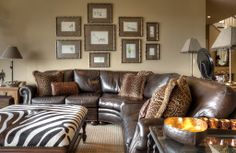 A classy way to implement animal print into your decor. Bellevue, WA Coldwell Banker BAIN $2,488,000