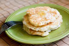 Coconut Macaroon Pancakes - www.PerrysPlate.com