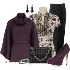 fashion, ruffl top, style, cloth, blous, plums, outfit, floral ruffl, ruffles