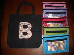 travel activity bags