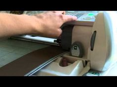 Lots of videos on what the Silhouette can do-embossing, scoring, etching and more!