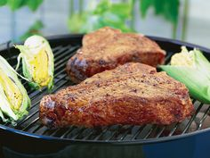 Our awesome new Barbecue Basics collection in iCookbook contains this recipe for Grilled T-Bone Steaks with BBQ Rub!