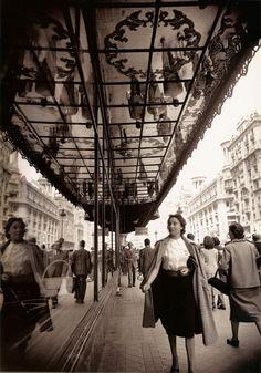 Madrid de los años cincuenta. Gran Via