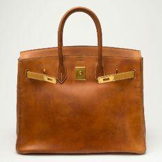 Hermes! Vintage Brown Birkin