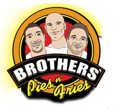 Brothers' Pies n' Fries, Old Town Pasadena, CA
