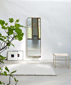 nina mair - stool and mirror