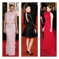2013 Red Carpet Trend Guide: Celebrity style to inspire your holiday look from all of the major awards shows