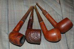 smoking pipes, visual famili, solo para, tobacco pipe, vintag english