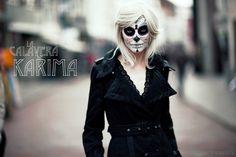 La Calavera de Karima by Viorella Photography