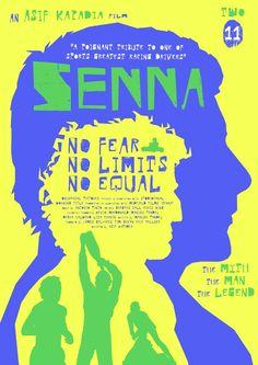 #Senna poster