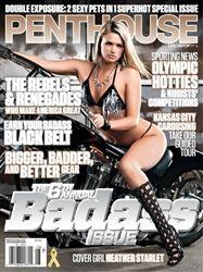 Penthouse Magazine July 2012