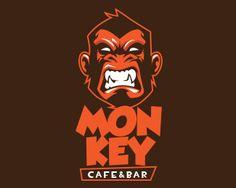 Monkey Logo 01