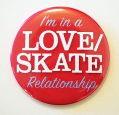 Love/Skate relationship