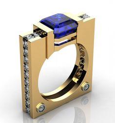 Ring | Harry Roa.  www.harryroagallery.com