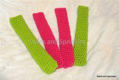 A crochet kozie for your Ice Pop! Ice Pop Kozie - Media - Crochet Me