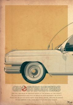 Jakob Staermose - Ecto 1A #ghostbusters