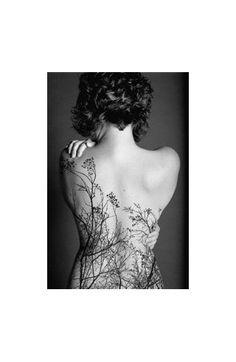 gorgeous, simple back piece