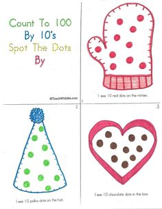 Classroom Freebies: 100 Day Counting By 10's
