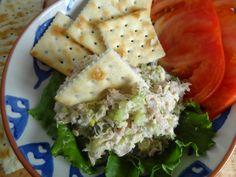 salad recipes, pickl tuna, tuna salad